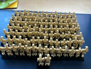 Free shipping 100 Pcs beige Battle Droid GARY Figures - STAR WARS