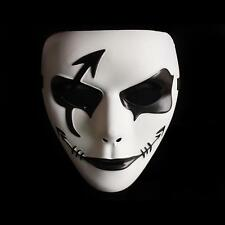2016 New Cosplay  Melbourne shuffle Halloween Costume Fancy Dress mask party Pro