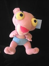 BABY PINK PANTHER  6 Inch Plush Doll NEW with tags