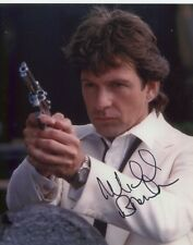Michael Brandon Photo Signed In Person - Dempsey and Makepeace - C662