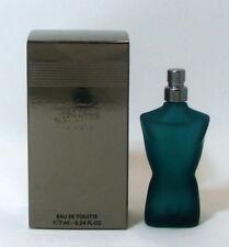 Jean Paul Gaultier Le Male Eau de Toilette 7 ml. 0.24 fl.oz. new in box MINI PER