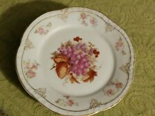 New listing Antique Bavaria China plate made circa 1900 See pics. Of makers marks and other