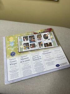 Creative Memories Paperback Nature's Whisper Brand New Scrapbook Craft Paper NIP