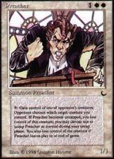 1x Slightly Played Preacher MTG The Dark -ChannelFireball-