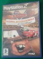 CARS LA COPPA INTERNAZIONALE DI CARL ATTREZZI PAL ITA PLAYSTATION 2 PS2