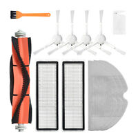 Brosse+filtre+chiffons nettoyage pour Xiaomi Mijia 1C Roboterstaubsauger