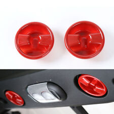 Top Hard Top Roof Switch Knob Decorative Trim Cover Fit 07-2016 Jeep Wrangler