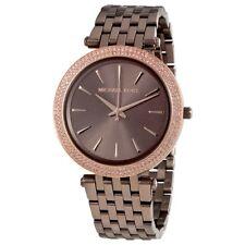 Michael Kors MK 3416 Women's Darci Brown Watch