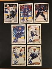 1996/97 Topps & Fleer Picks Toronto Maple Leafs Team Set 7 Cards Tough to Find