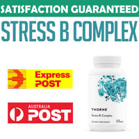 Thorne Research Stress B Complex Vitamin B Complex Thiamin Riboflavin B6 B12