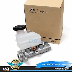 For 2015 Hyundai Elantra Brake Master Cylinder Dorman 91447JP
