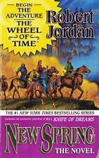 Wheel of Time: New Spring by Robert Jordan 2005, Paperback, Revised