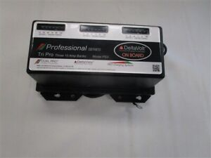 DUAL PRO PROFESSIONAL SERIES PS3 BATTERY CHARGER 3 BANK 7-12-18 MARINE BOAT