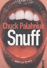 SNUFF - CHUCK PALAHNIUK - SONATINE