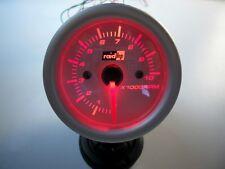 Raid hp SR Line Zusatzinstrument Drehzahlmesser 3,4,5,6,8 Zylinder 52mm u Halter
