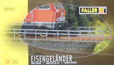 FALLER HO scale ~ 'RAILING' 1.82 METRES LONG ~ PLASTIC MODEL KIT # 180403