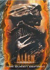 CARTES - CARDS DE COLLECTION SERIE CINEMA FILM ALIEN NUMERO 78