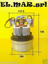 MOTORE BISTADIO 850 W aspiratore industriale aspirapolvere