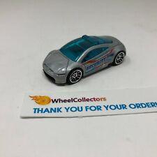 Mitsubishi Eclipse Concept * Silver * Hot Wheels LOOSE * F142