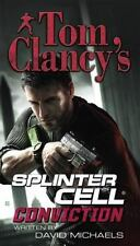 Conviction by Tom Clancy's -Splinter Cell-Paperback-8X-73