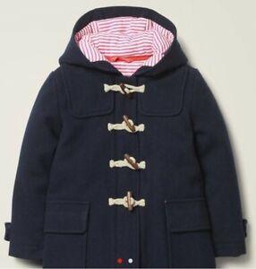 Mini boden duffle coat