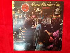 "The Sensational Alex Harvey Band ""Sahb Stories"" LP 1976 1ST Edit. TOPS-112 UK NM"