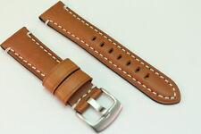 Nappaband von Eichmüller 20mm 22mm 24mm Uhrenarmband Kalbsleder hochwertige
