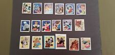 LOT of DISNEY Stamps  - USED