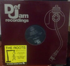 "The Roots Game Theory Sampler 12"" Single In The Music"