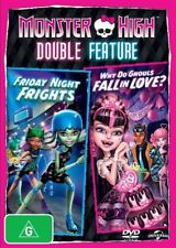 Monster High - Why Do Ghouls Fall In Love / Friday Night Frights (Region 4) mint