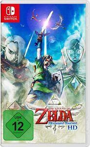 The Legend Of Zelda: Skyward Sword HD (Nintendo Switch, 2021)
