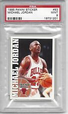1995 Panini Sticker #83 Michael JORDAN PSA 9+++ HOF Rare (only two 10s)
