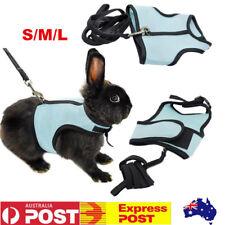 Pet Supplies Harness Leash Strap Lead For Hamster Rabbit Guinea Pig Ferret Gog