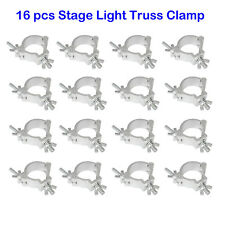 16pcs Clamp Hook Bracket Truss Security Kit for Par Cans Moving Head 48-51mm