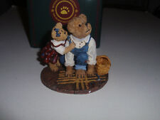 """Longaberger Exclusive, Boyd'S Bears """"Splint And Tack"""". 2004, New!"""