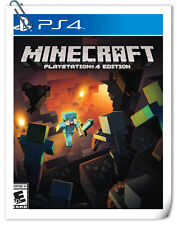 PS4 MINECRAFT: PLAYSTATION 4 EDITION SONY PlayStation Adventure Games Mojang
