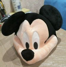 Tokyo Disney Resort MICKEY Fan Cap Hat Character Headband Plush