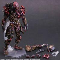 Square Enix Variant Play Arts Kai Alien Predator Statue Series Action Figure Toy