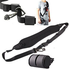 Black Rapid Camera Shoulder Neck Strap Belt Sling for Canon Nikon Sony DSLR
