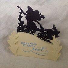 Disney Hallmark The Little Mermaid KEEP A WISH IN YOUR HEART Figurine Plaque