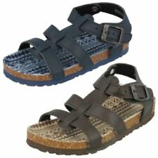 Boy Shoes for Boys with Buckle Sandals