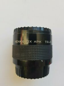 Kenko 2x APK Teleplus MC7 Telekonverter für Pentax