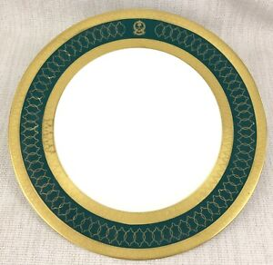 Saudi Arabia Royal Family Military Guard Large Porcelain Charger Plate Platter