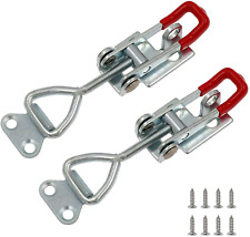 Adjustable Heavy Duty Steel Toggle Latch 4001 Style Pull Latch For Tool Boxes