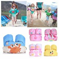Puddle Jumper Swimming Deluxe Cartoon Life Jacket safety Vest for Kids Baby