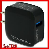 USB Fast Quick Wall Charger Adapter USB Port for Android Samsung Galaxy iPhone