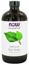Now Foods Tea Tree Essential Oil, 16 oz For Diffusers & Burners!
