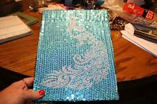 Peacock Sparkling Journal