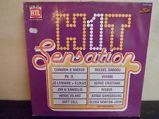 """LP 12"""" HIT SENSATION - Compilation 1982 - SOFT CELL - PH.D VISAGE... - EX/NM"""