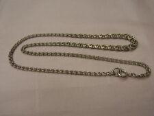 SR317-800er Silber Armkette lang 46 cm Breit 3,46 mm Gewicht 10,5 Gramm